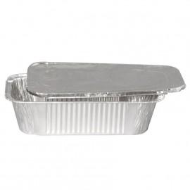 Tava rectangulara din aluminiu Gastronorm Cater-Line, 32.2 x 16.6 x 8.2 cm, 2720 ml - Abena