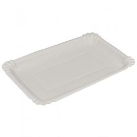 Tavite biodegradabile din carton 20 x 13 cm - Abena