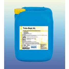 Tolo Sept AL - Dezinfectant lichid pe baza de alcool, 10L
