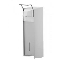 Dispenser sapun abraziv cu levier 2500 ml, aluminiu - OpHardt