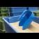 Scafa ergonomica, 2L, albastra